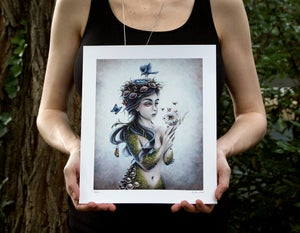 "Image of *NEW* ""Flourish"", Limited Edition Giclee Print"