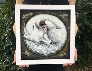 "Image of *NEW* ""As My Own"", Limited Edition Giclee Print"