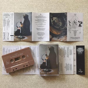 Image of 'A Throne of Ash' (2019) Tape