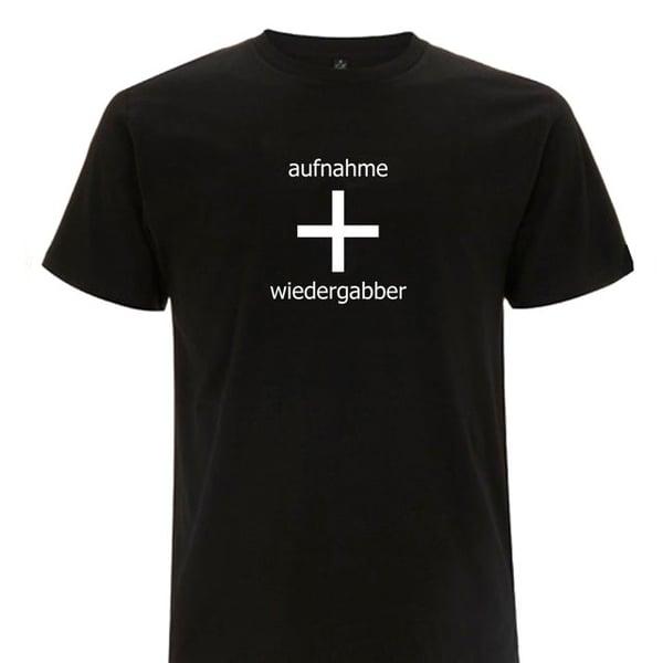 Image of aufnahme + wiedergabber T-Shirt