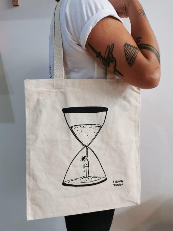 Image of Bolsa Reloj de arena