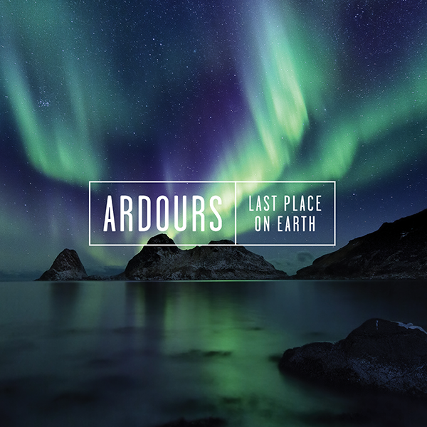 Image of ARDOURS LAST PLACE ON EARTH CD (SIGNED COPY)