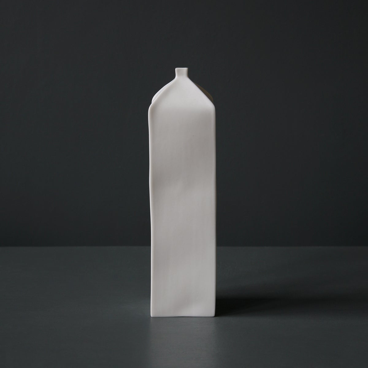 Image of Tall Rectangular Vessel by Justine Allison.