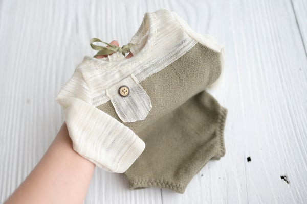 Image of Eddy romper / two sizes