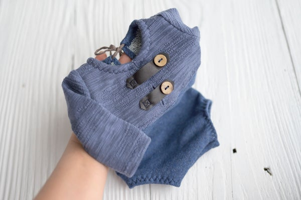 Image of Morris romper / two sizes