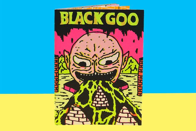 Image of BLACK GOO
