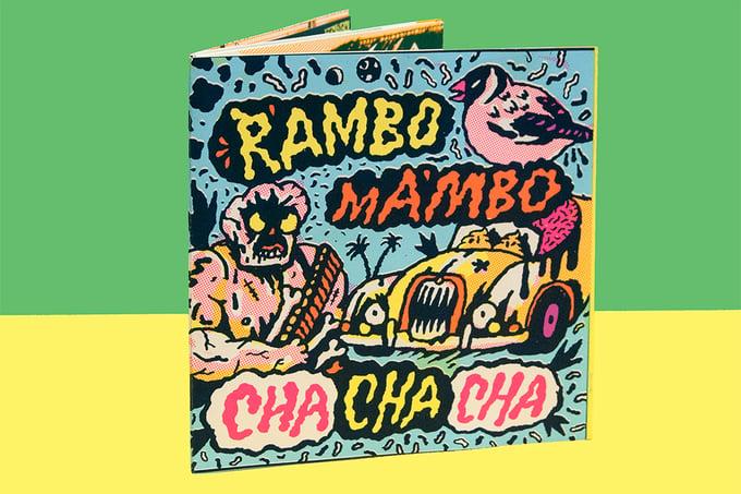 Image of RAMBO MAMBO CHA CHA CHA