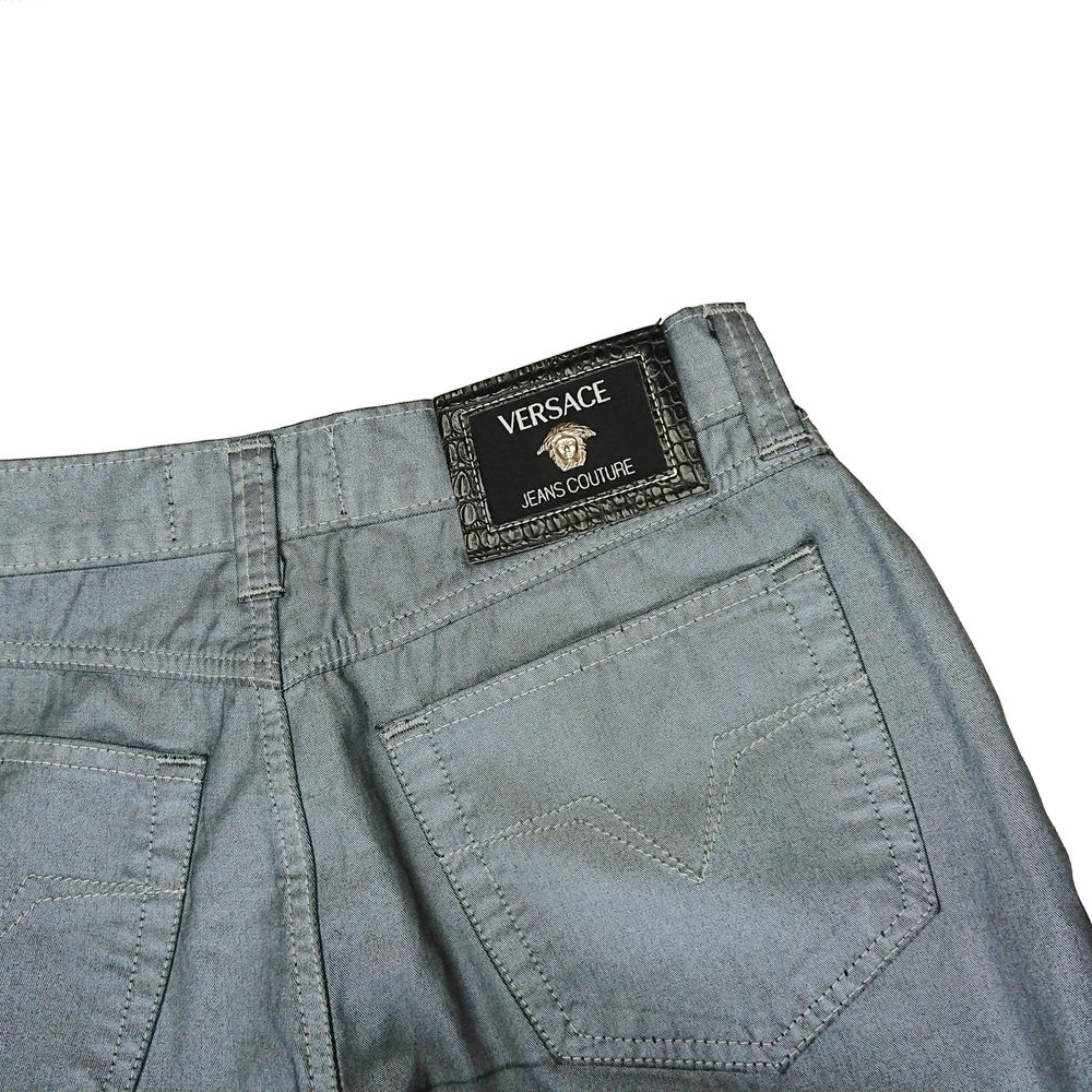 Image of Versace Logo Trousers