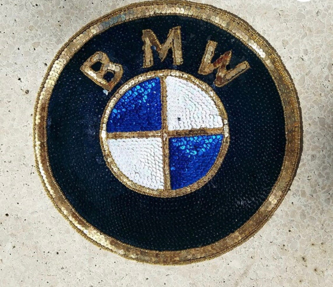 Image of Vintage Car Logo Patch