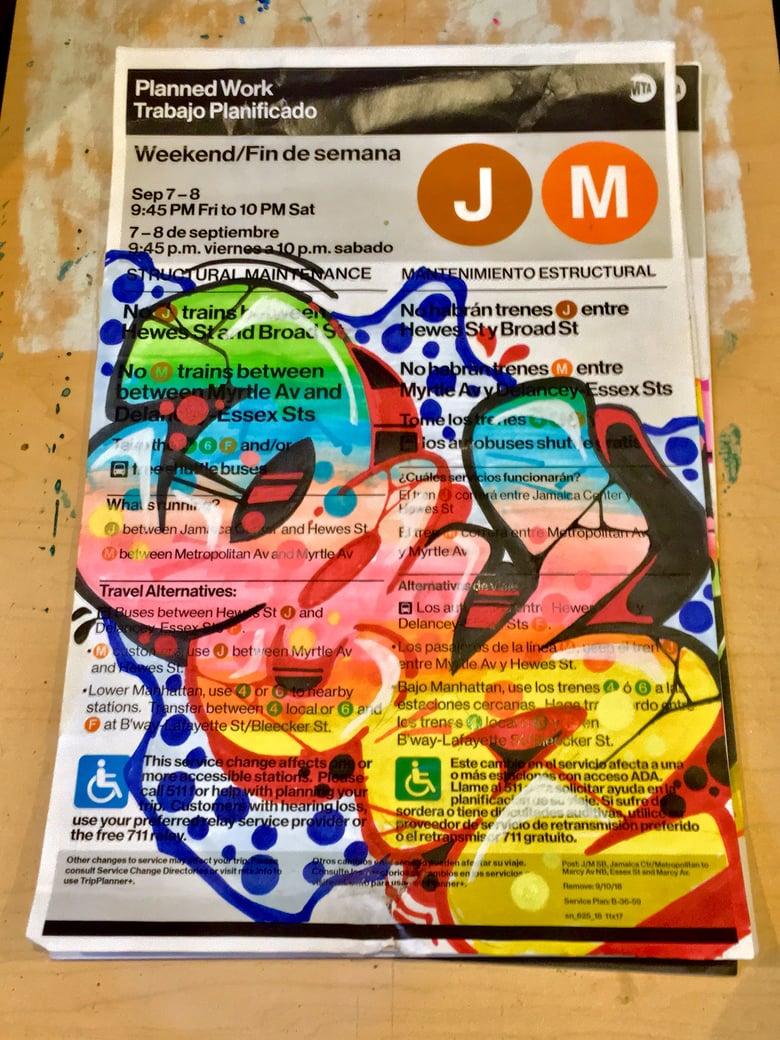 Image of J - M