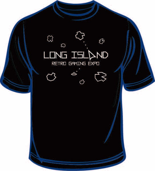 "Image of ""Asteroids"" Style T-Shirt"