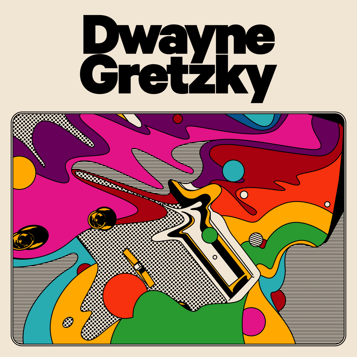 Image of Dwayne Gretzky CD