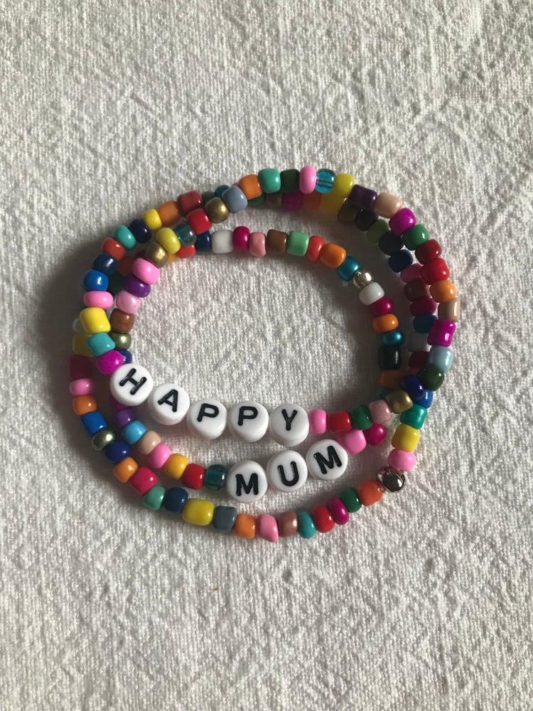 Image of Bracelet 3 rangs