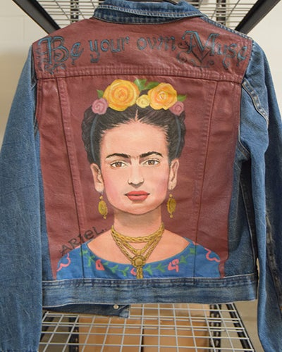 Image of Muse Denim Jacket