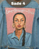 Image 2 of 3 Different Sade Denim Jackets