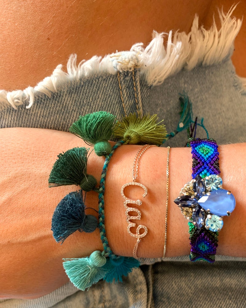 Image of MEXI WATERLILY BRACELETS