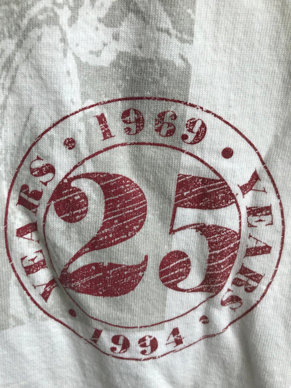 Image of Celebrating Altamont 25 years t-shirt
