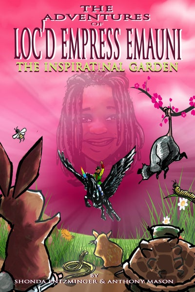 Image of The Adventures of Loc'd Empress Emauni