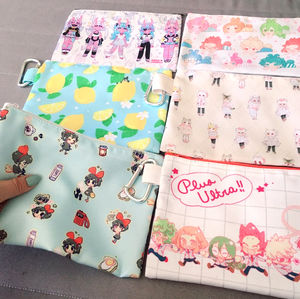 Image of Cosmetic Pouches