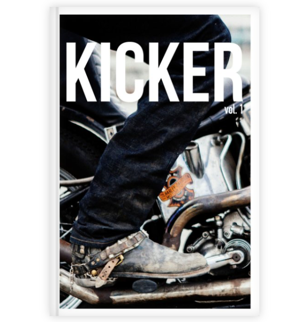 Image of Kicker Vol. 1