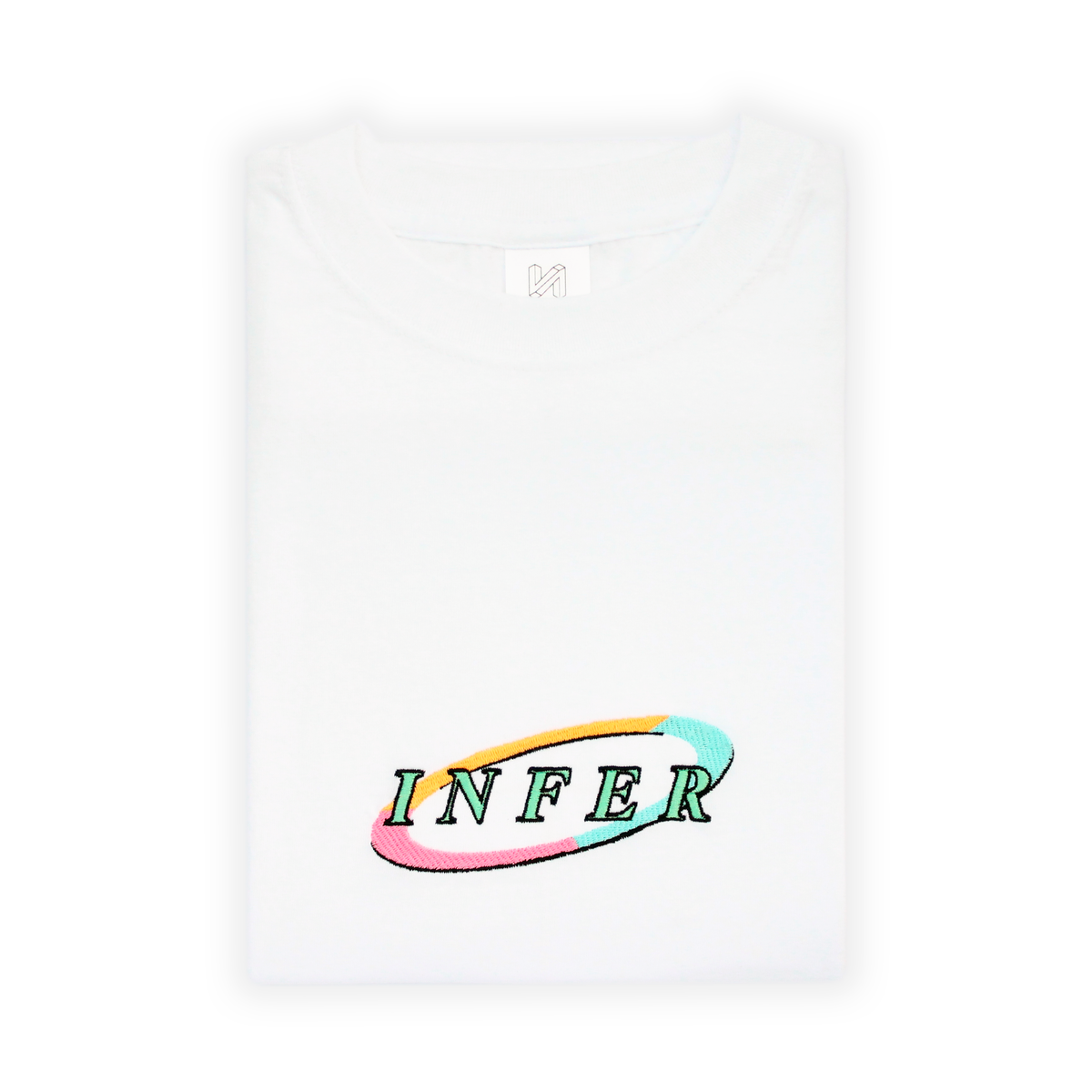 Image of Orbit T-Shirt White