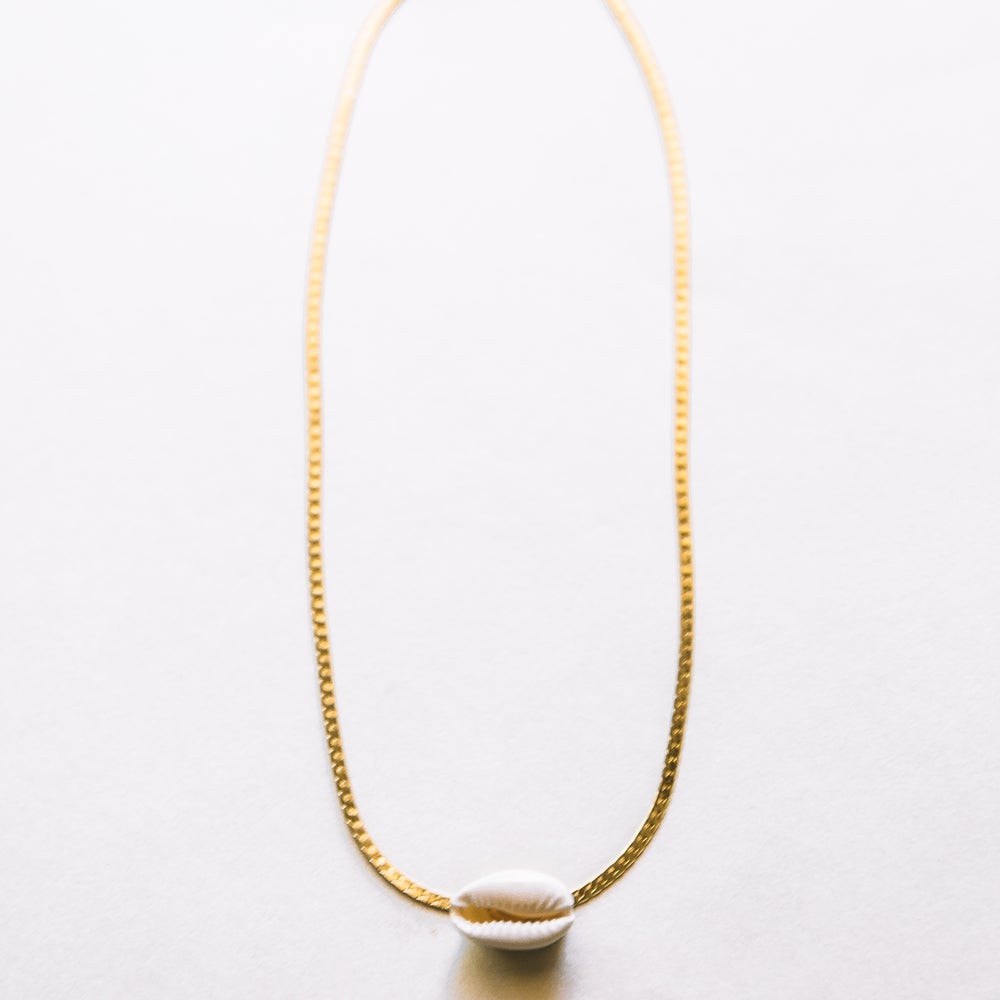 Image of The Cowrie Necklace