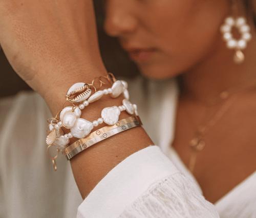 Image of The Mermaid Bracelet
