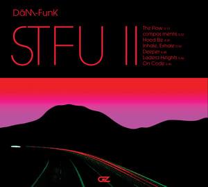"Image of DāM-FunK ""STFU II"" Limited Edition CD"