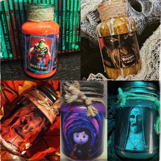 Image of Custom Character Candles