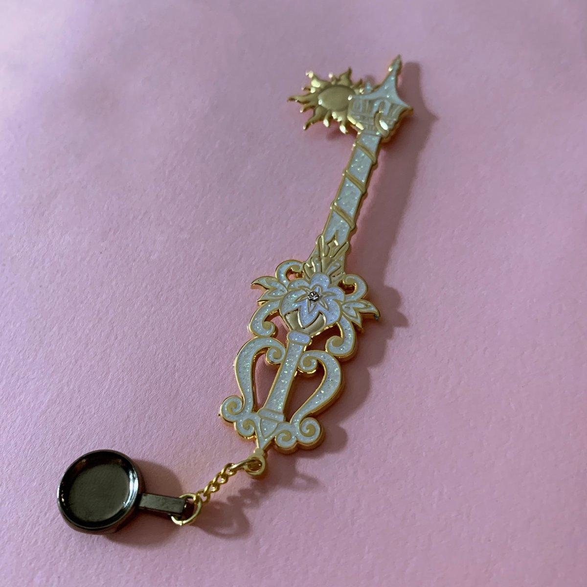 Image of Tangled Keyblade