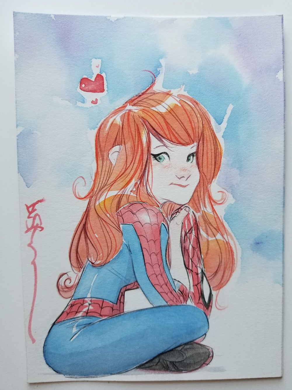Image of do you think you love me Mary Jane