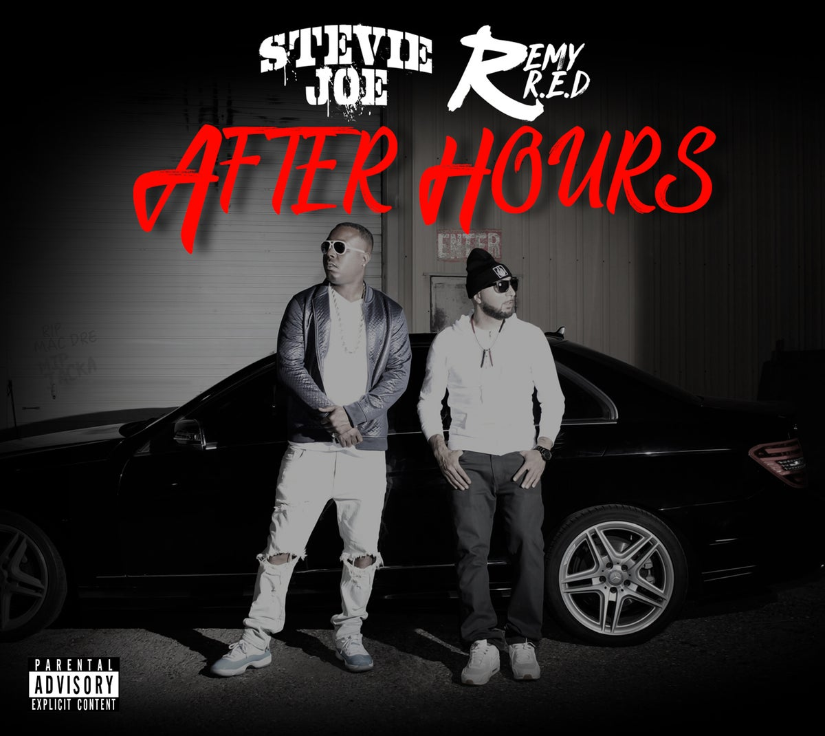 Image of Stevie Joe & Remy R.E.D AFTER HOURS Ep (Hard Copy)