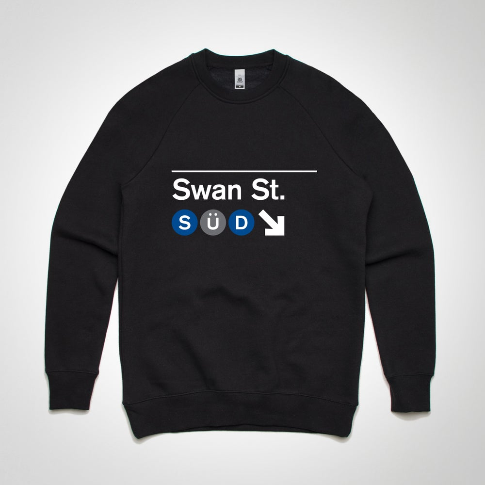 Image of Subway Crew neck (M and XXL only)