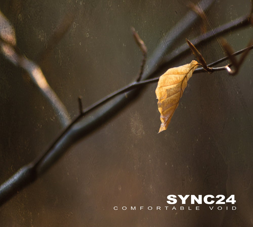 Image of Sync24 'Comfortable Void' DLP (brown or black vinyl)
