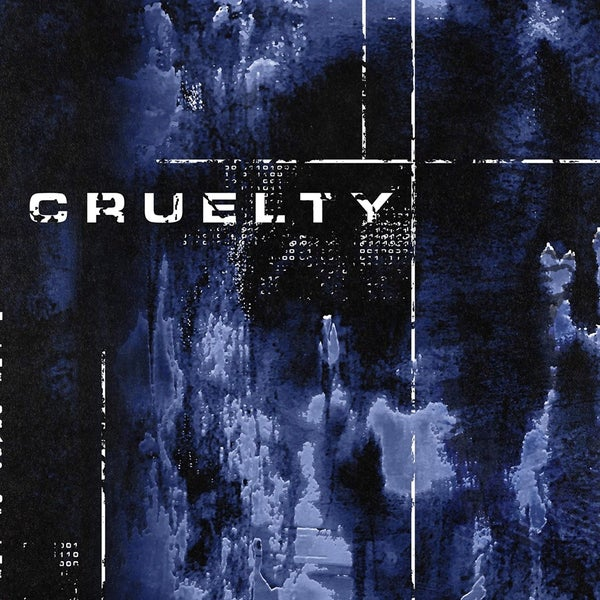 Image of TCS 015: Cruelty - In The Grasp Of The Machines 7""