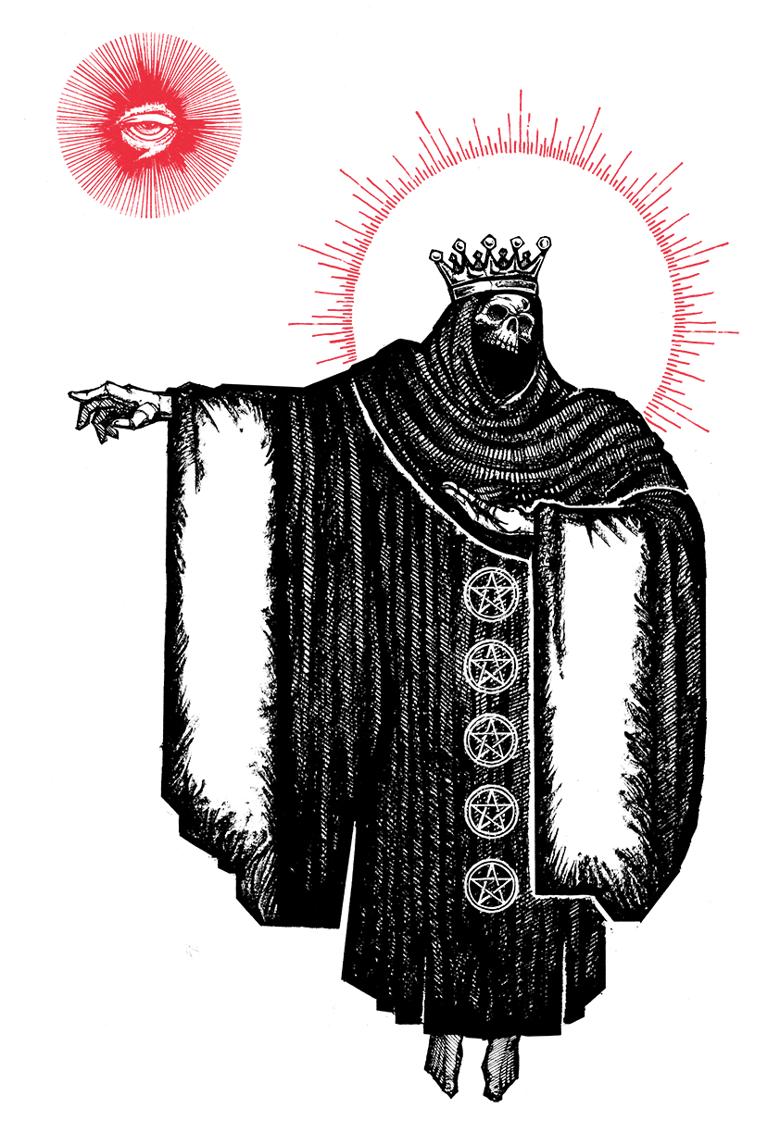 Tarot Prints Micah Ulrich 2 of swords tarot card meaning. tarot prints micah ulrich