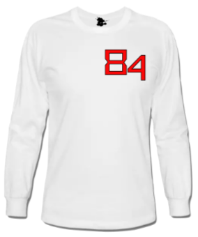 Image of 84 Long Sleeve Shirt