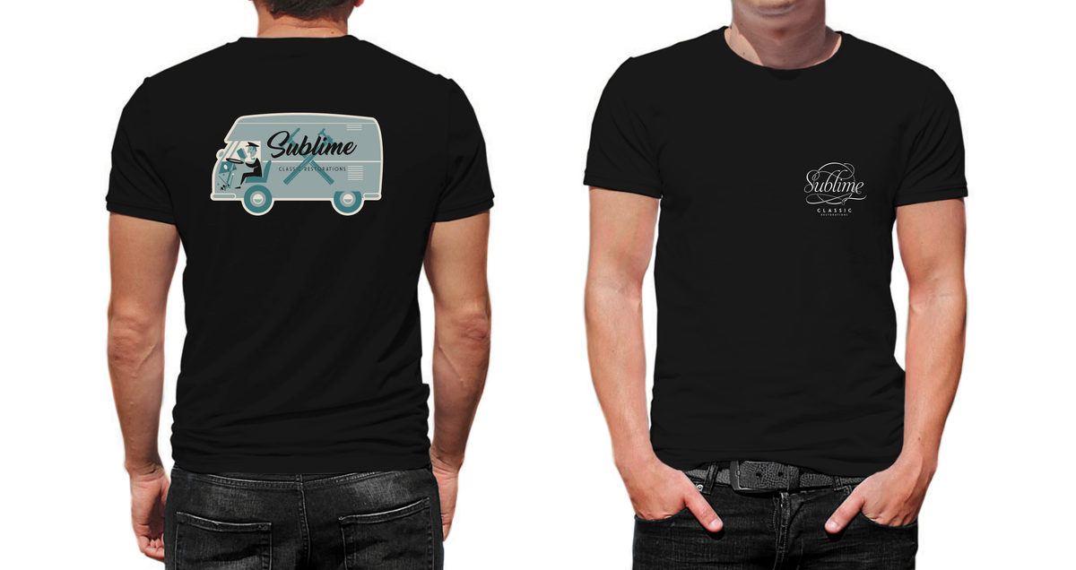 Image of Sublime Classic Resto Tee