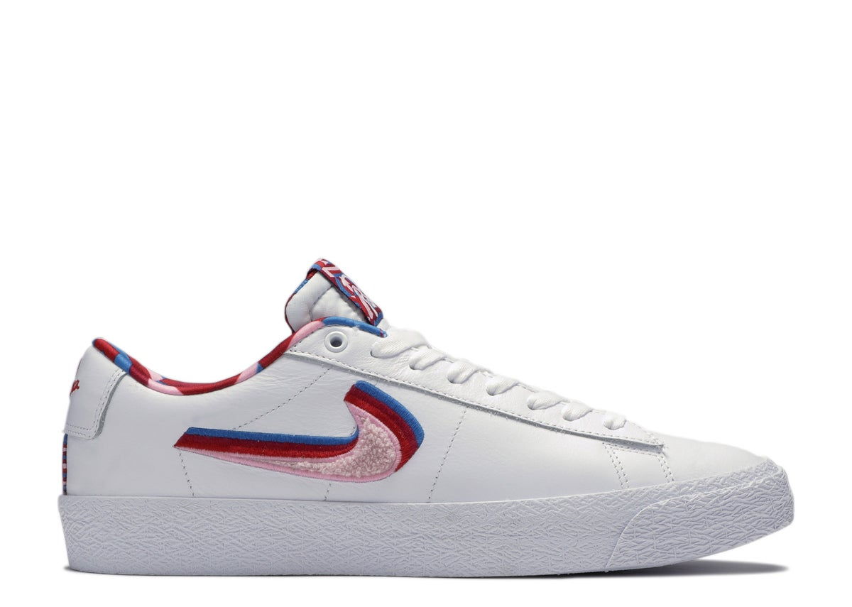 "Image of BLAZER LOW GT SB QS ""PARRA"""