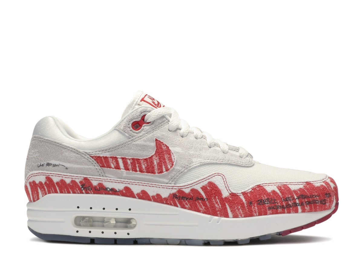 "Image of AIR MAX 1 ""SKETCH TO SHELF"""