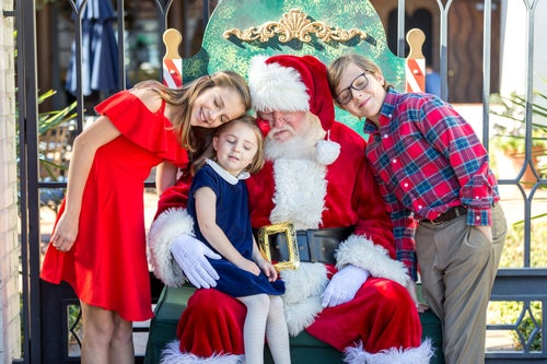 Image of 2020 LIMITED FAMILY HOLIDAY SESSIONS ~ Dallas Arboretum 12 Days of Christmas - $200+ TAX