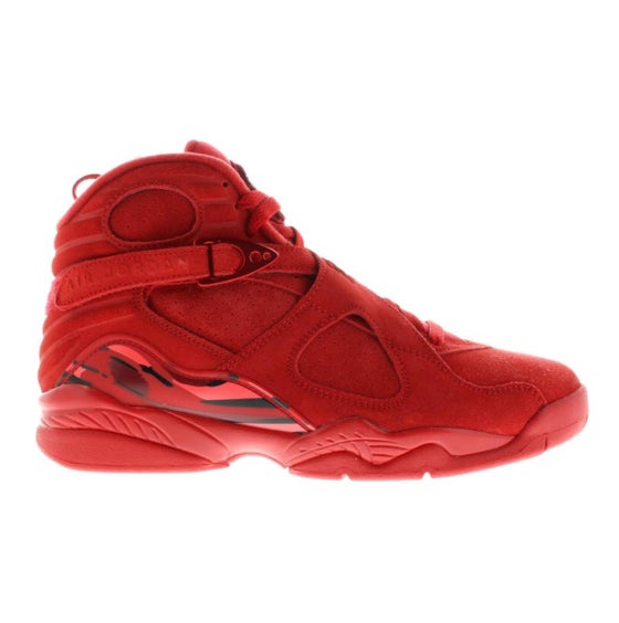 Image of Jordan 8 - VDay - Women's Size 8.5/Men's Size 7