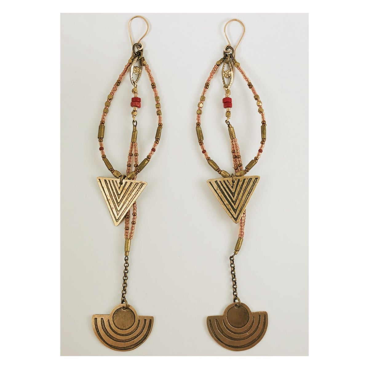 Image of Totem Rose Gold and Coral