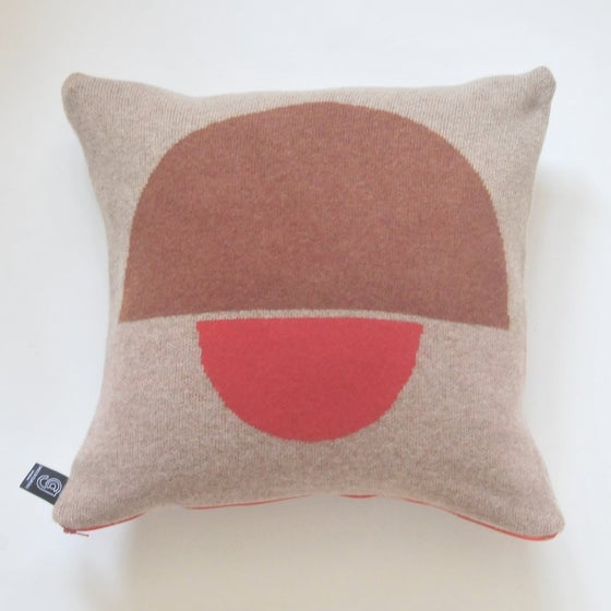 Image of Panton cushion no2 by Giannina Capitani
