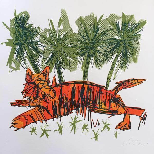 Image of Blind Tiger by Charlie Evaristo-Boyce