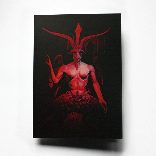 Image of Baphomet Greetings Card