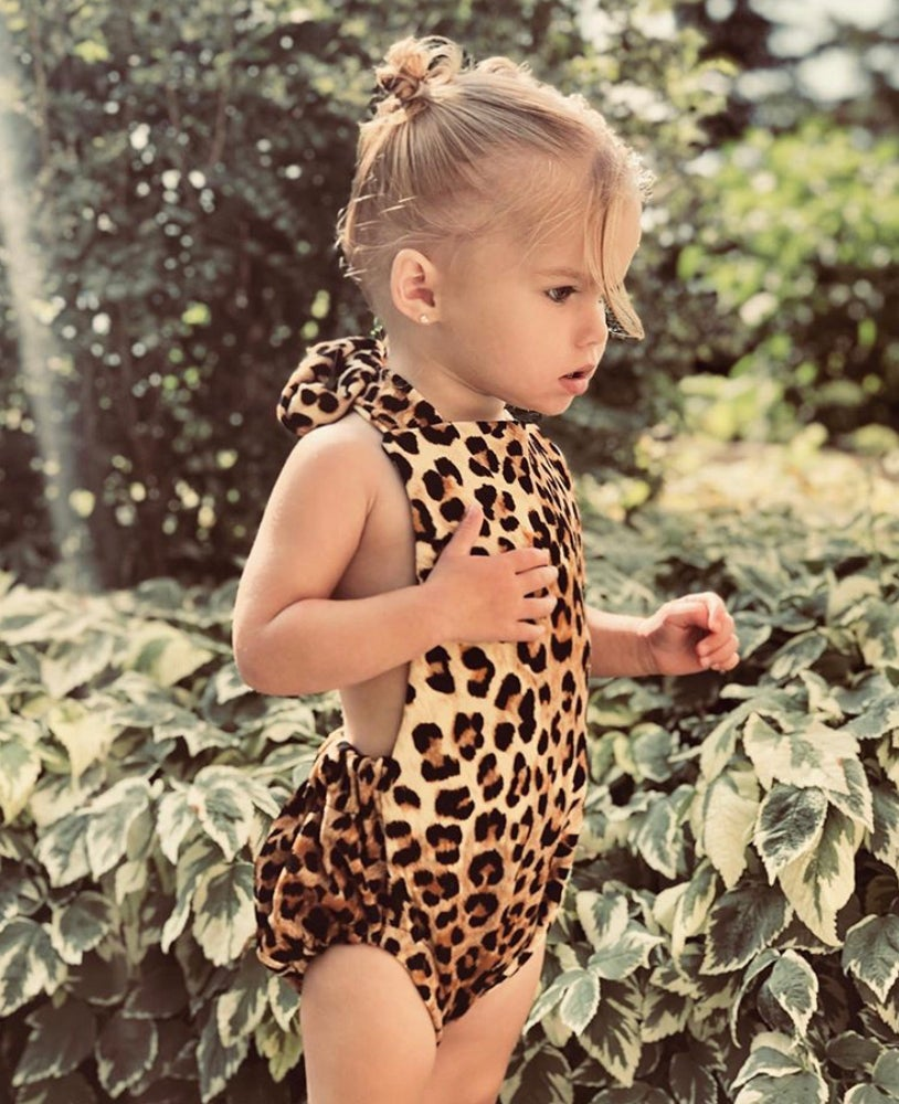 Image of The Boho Baby Sun Suit