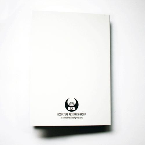 Image of Baphomet Greetings Card - 3 pack