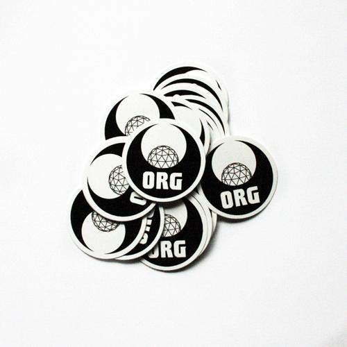 Image of ORG Sticker Set