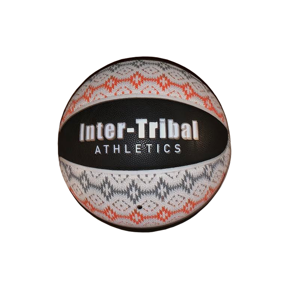 Image of Tribal Leather Basketball